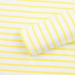 Женский лонгслив Armor-Lux Sailor Off White/Solar Yellow фото- 2