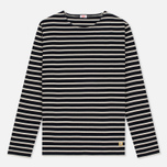 Armor-Lux Sailor Women's Longsleeve Rich Navy/Mastic photo- 0