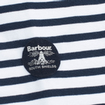 Женский лонгслив Barbour Staithes Top Navy фото- 2