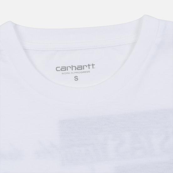 Женский лонгслив Carhartt WIP W' L/S Duality White