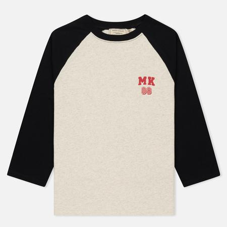 Женский лонгслив Maison Kitsune MK 08 Ecru Melange