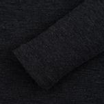 Женский свитер Norse Projects Embla High Thin Wool Charcoal Melange фото- 2