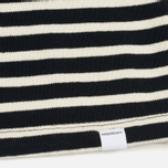 Женский лонгслив Norse Projects Inge Classic Stripe Dark Navy фото- 3