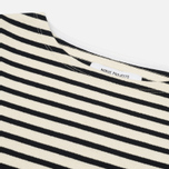 Женский лонгслив Norse Projects Inge Classic Stripe Ecru фото- 1