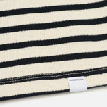 Женский лонгслив Norse Projects Inge Classic Stripe Ecru фото- 3