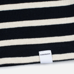 Женский лонгслив Norse Projects Inge Stripe Navy/Ecru фото- 3