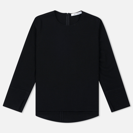 Женский лонгслив Norse Projects Kitty Waffle Wool Black