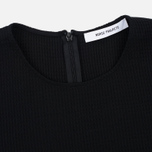 Женский лонгслив Norse Projects Kitty Waffle Wool Black фото- 1