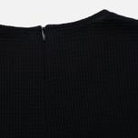 Женский лонгслив Norse Projects Kitty Waffle Wool Black фото- 3