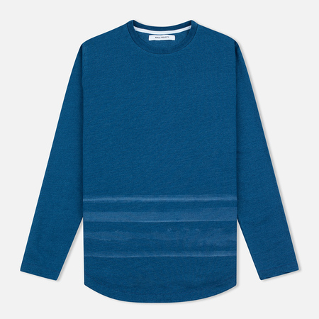 Женский лонгслив Norse Projects Lea Dark Indigo