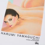 Женский лонгслив Stussy Harumi Yamaguchi Nude White фото- 5