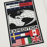 Женский лонгслив Tommy Jeans Expedition 6.0 Cloud Dancer фото- 5
