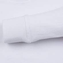 Женский лонгслив Tommy Jeans Heritage Classic White фото- 4