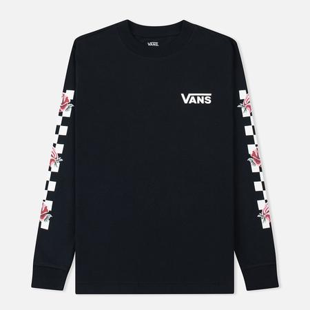 Женский лонгслив Vans Patchwork Floral Black