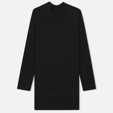 Женский лонгслив Y-3 Embossed Graphic Black