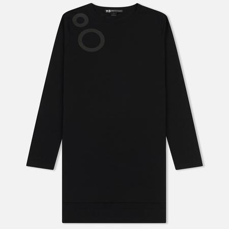 Женский лонгслив Y-3 Jersey LS Black