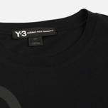 Женский лонгслив Y-3 Jersey LS Black фото- 1