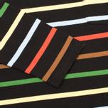 Женский лонгслив YMC Breton Black/Multicolour фото- 2