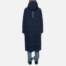 Женский пуховик Arctic Explorer Quilted Down Navy фото- 5