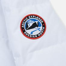Женский пуховик Arctic Explorer Quilted Down White фото- 6