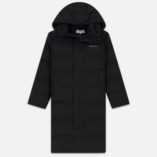 Женский пуховик Carhartt WIP W' Decker Black/White