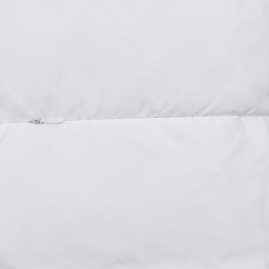Женский пуховик Champion Reverse Weave Back Script Puff White