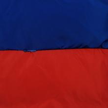 Женский пуховик Champion Reverse Weave Color Block Puff Blue/Red/White фото- 6