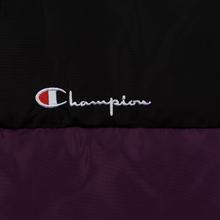 Женский пуховик Champion Reverse Weave Color Block Puff Violet/Pink/Black фото- 4