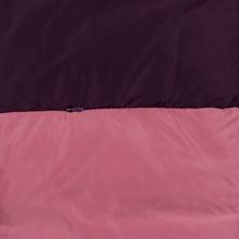 Женский пуховик Champion Reverse Weave Color Block Puff Violet/Pink/Black фото- 6