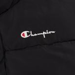 Женский пуховик Champion Reverse Weave Down Black фото- 2