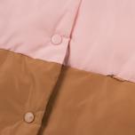Женский пуховик Champion Reverse Weave Down Camel/Pink фото- 4