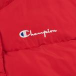 Женский пуховик Champion Reverse Weave Down Red фото- 2