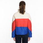 Женский пуховик Champion Reverse Weave Down White/Red/Blue фото- 7