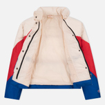 Женский пуховик Champion Reverse Weave Down White/Red/Blue фото- 3