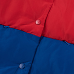 Женский пуховик Champion Reverse Weave Down White/Red/Blue фото- 4