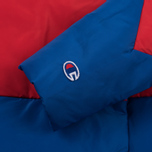 Женский пуховик Champion Reverse Weave Down White/Red/Blue фото- 5