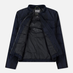 Женский пуховик Helly Hansen Leonie Down Evening Blue фото- 2