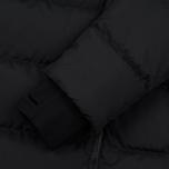 Женский пуховик Lacoste Live Taffeta Long Water-Resistant Black фото- 6