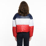 Женский пуховик Levi's Short Puffer Peacoat Colorblock фото- 8