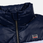 Женский пуховик Levi's Short Puffer Peacoat Colorblock фото- 3