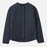 Женский пуховик Norse Projects Gritt Down Dark Navy фото- 0