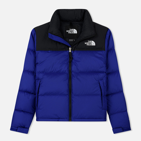 Женский пуховик The North Face 1996 Nuptse Aztec Blue
