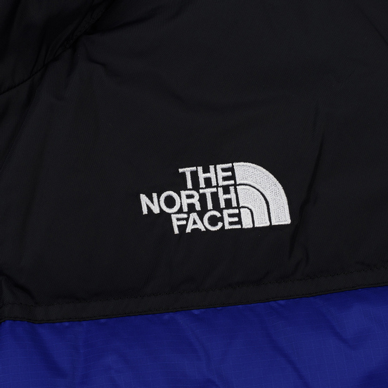 Женский пуховик The North Face 1996 Nuptse Aztec Blue