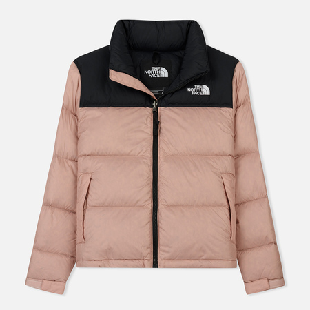 Женский пуховик The North Face 1996 Nuptse Misty Rose