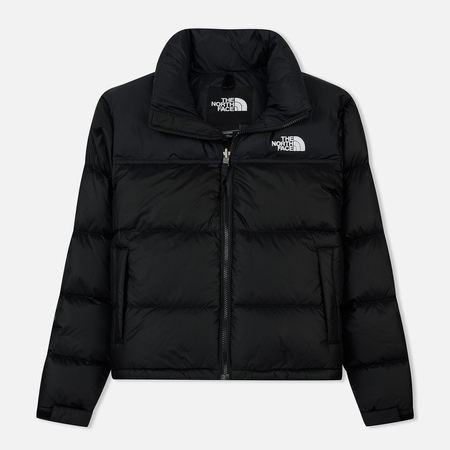 Женский пуховик The North Face 1996 Nuptse TNF Black