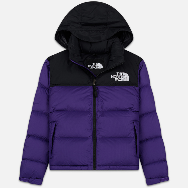 Женский пуховик The North Face 1996 Retro Nuptse Hero Purple