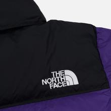 Женский пуховик The North Face 1996 Retro Nuptse Hero Purple фото- 7