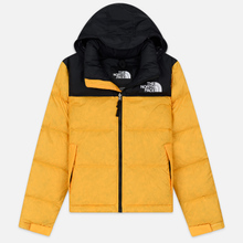 Женский пуховик The North Face 1996 Retro Nuptse TNF Yellow фото- 0