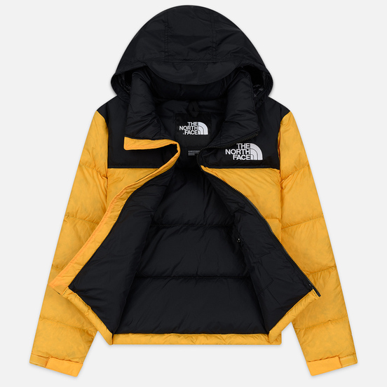 Женский пуховик The North Face 1996 Retro Nuptse TNF Yellow