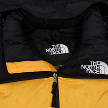 Женский пуховик The North Face 1996 Retro Nuptse TNF Yellow фото- 3